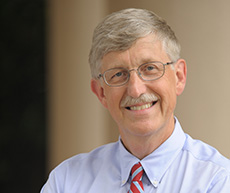Francis S. Collins, diretor do National Institutes of Health.