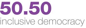 50-50 Open Democracy